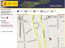 Geocultura: Cultura en Google Maps